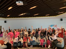 Co-labs Coworking presents: Pink Power Day
