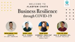 #Labfam Chats: Business Resilience through COVID-19