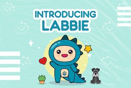 """Co-labs Coworking """"Labbie"""" Whatsapp Sticker Pack: Now Available for  Download on iOS & Android"""