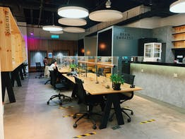 Experience Coworking with us with our RM20  Day Pass Promo.