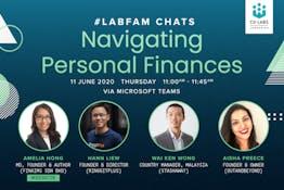 #LabFam Chats: Navigating Personal Finances