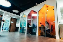 7 benefits of a coworking space