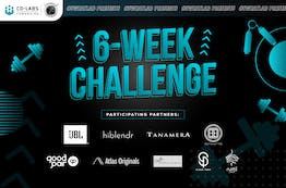 #SweatLab 6-Week Challenge 3.0: Receive exclusive discounts from our amazing fitness partners!