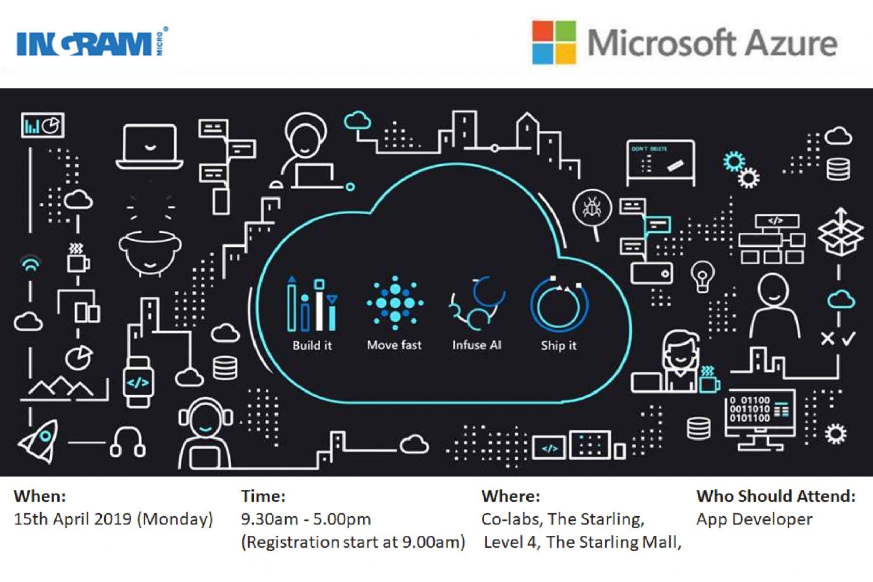 Ingram Micro presents: Microsoft Azure Black Belt - Modernize Your Application with Microsoft Azure