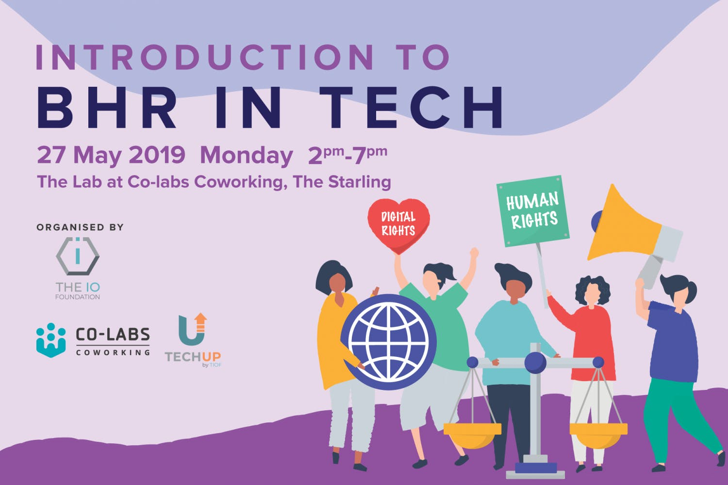Introduction to Business Human Rights in Tech