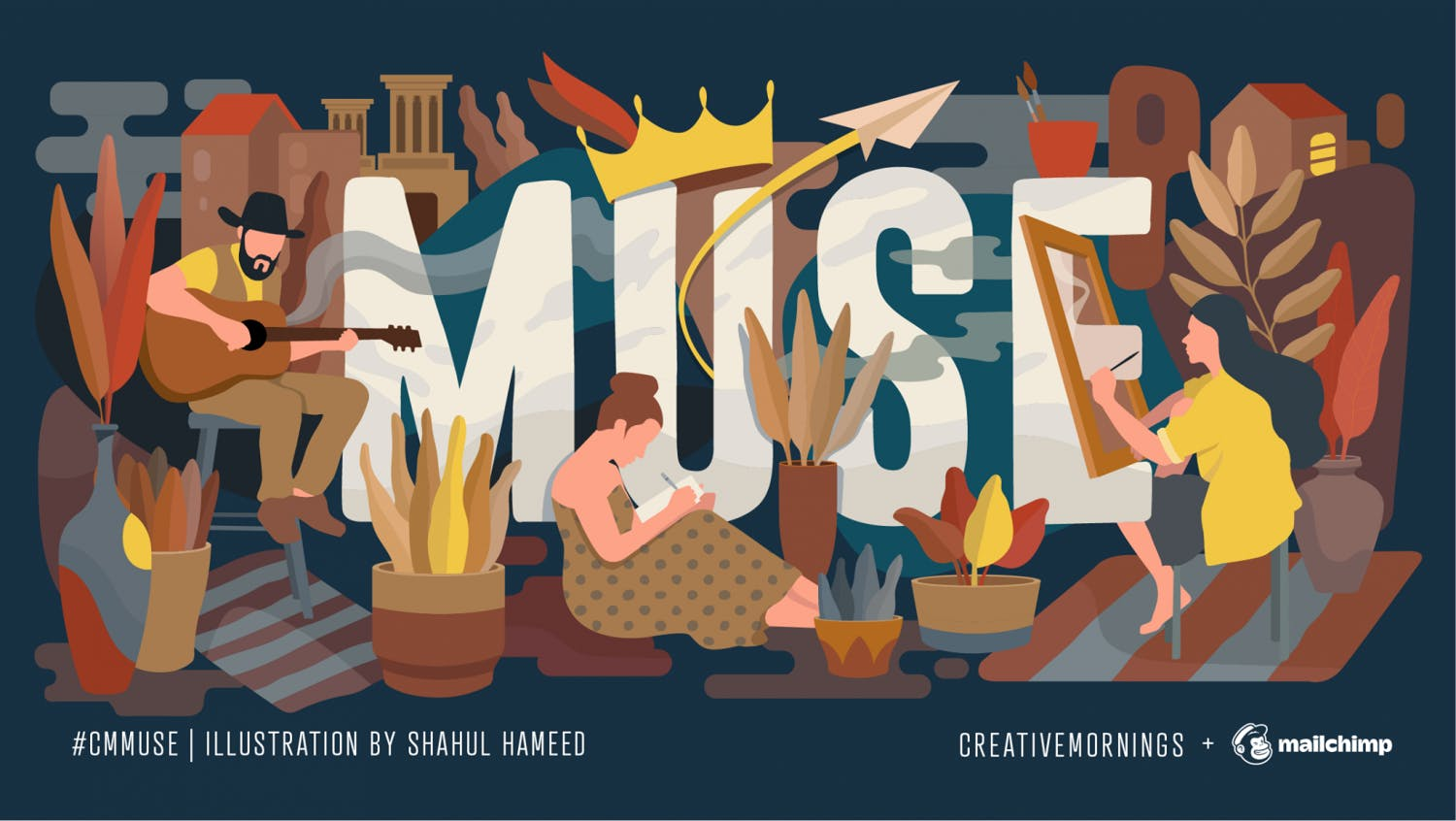 Creative Mornings KL Presents: Muse with Kavin Jay