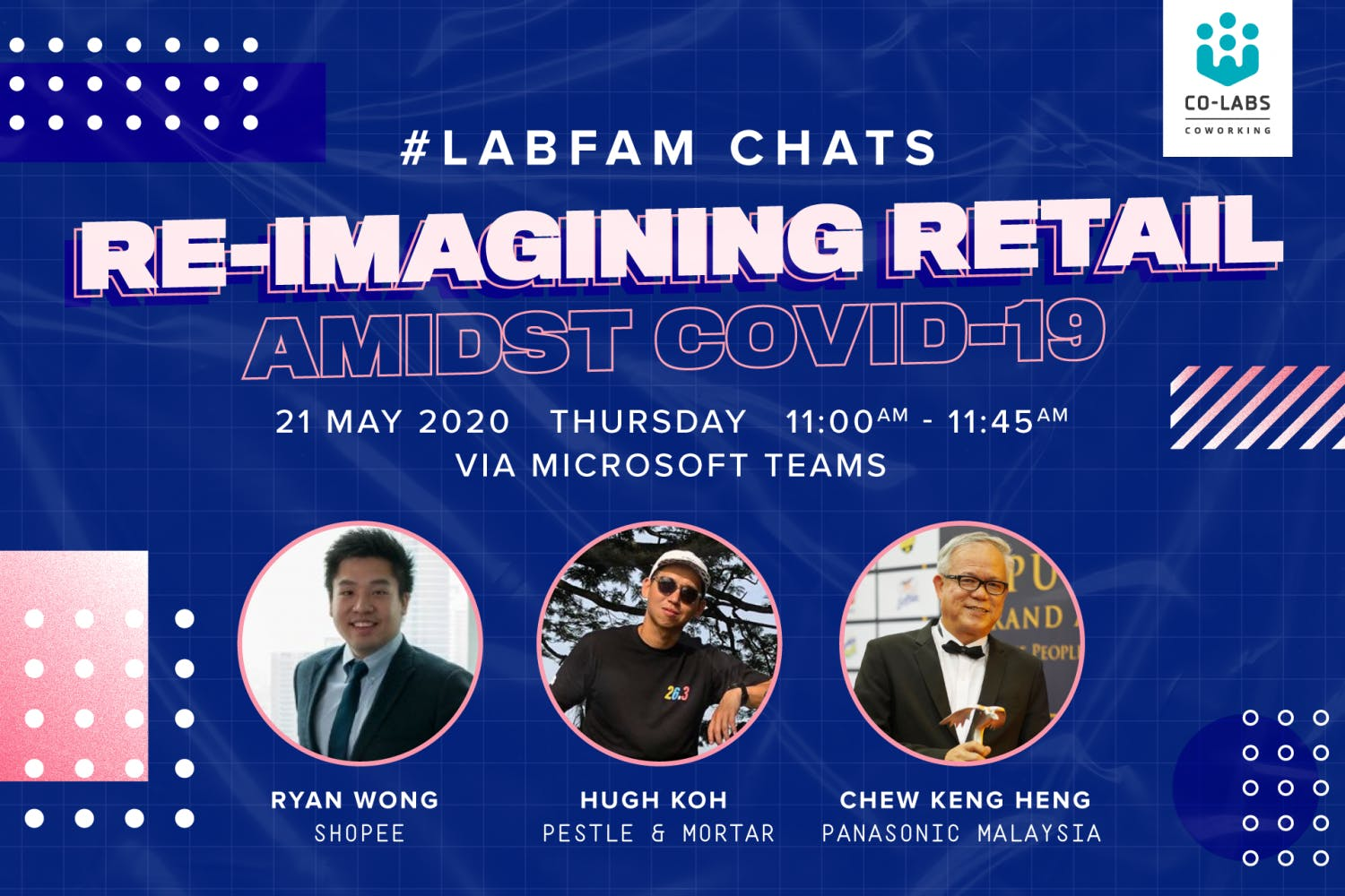 #LabFam Chats: Re-imagining Retail amidst COVID-19