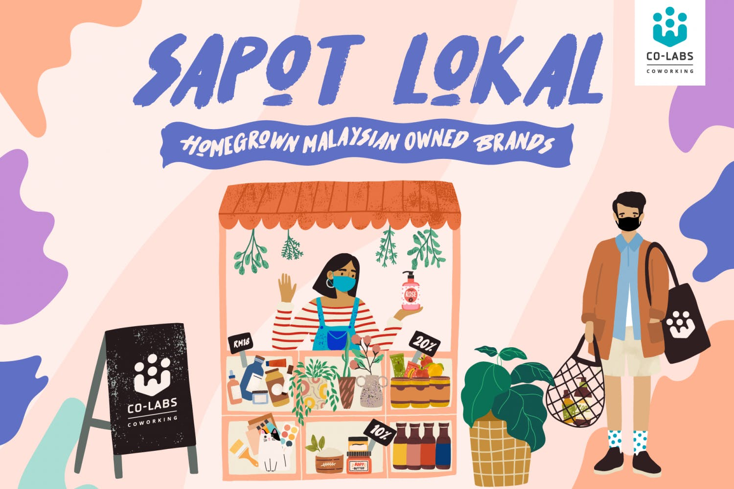 Sapot Lokal : Shop your favourite homegrown brands for less!