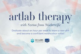 ArtLab Therapy with Stickerrific