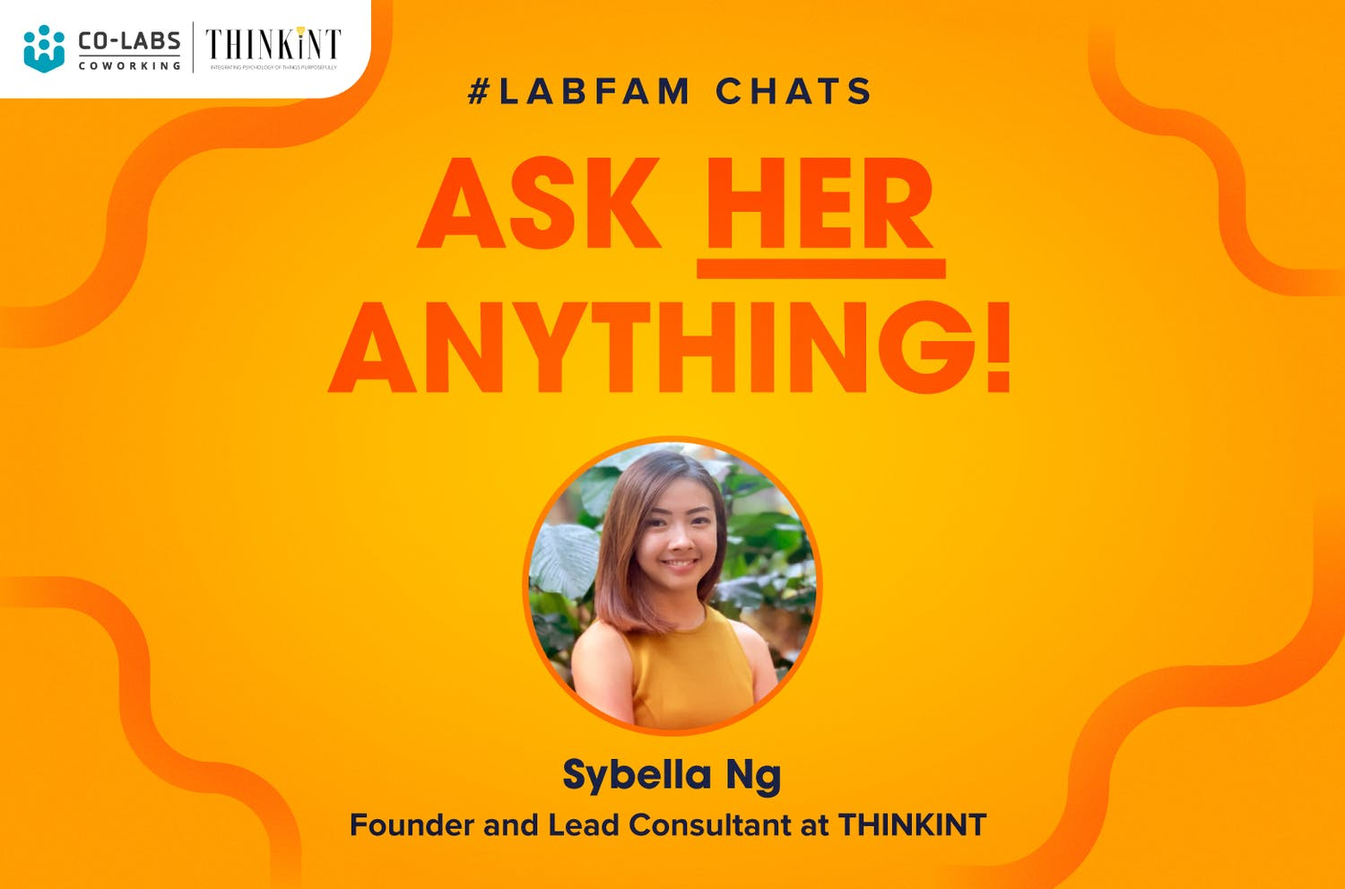 #LabFam Chats: Ask Her Anything with Sybella Ng