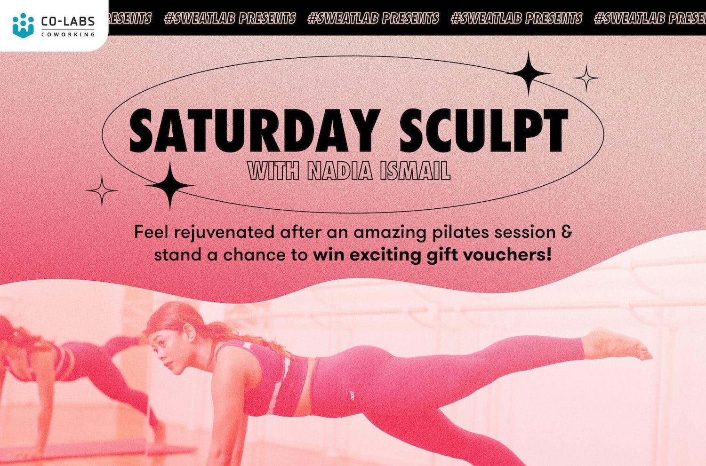 #SweatLab: Saturday Sculpt with Nadia Ismail