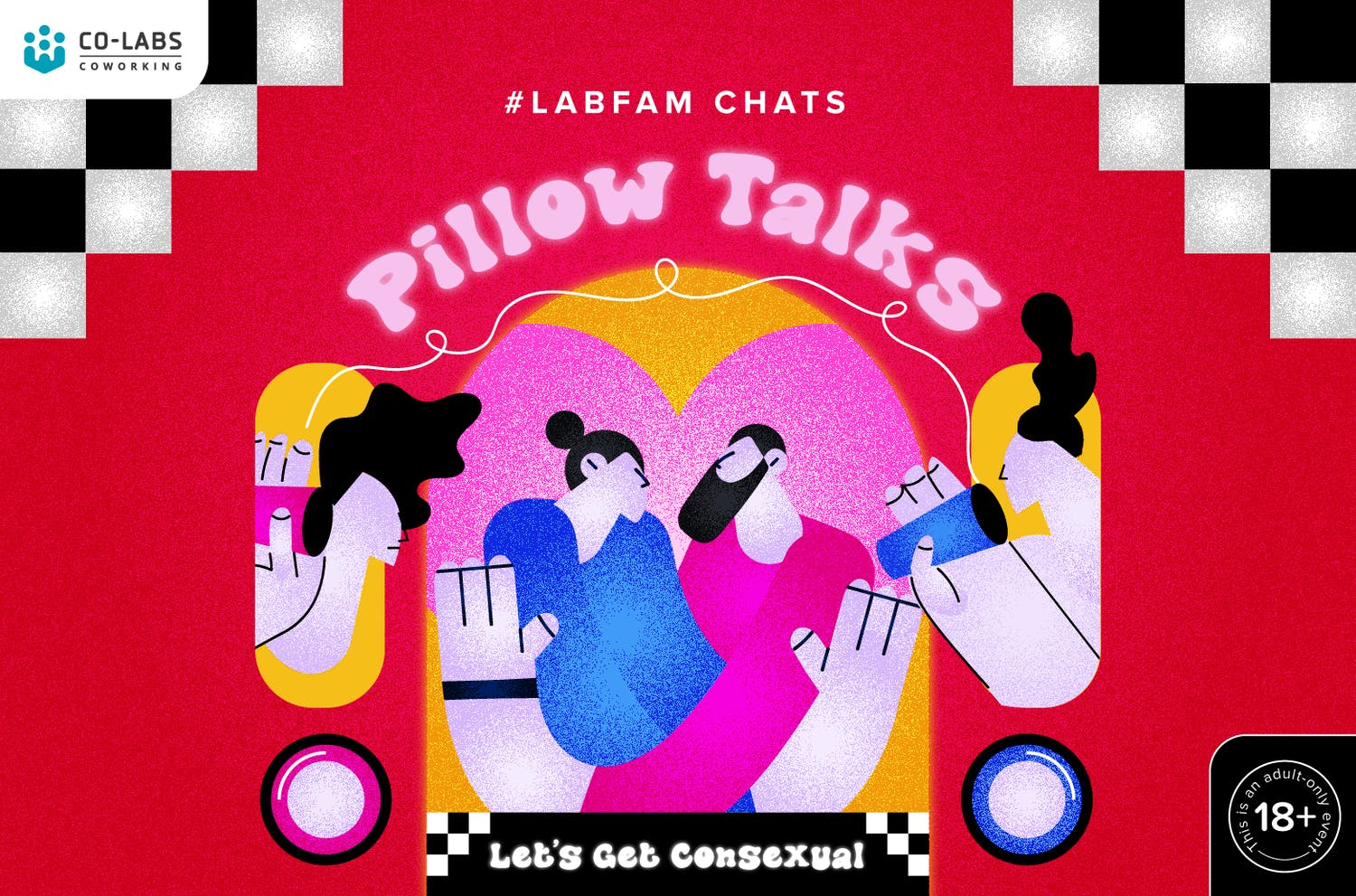 #LabFam Chats: Pillow Talks – Let's Get Consexual