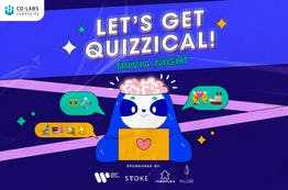 Let's Get Quizzical!: Trivia Night