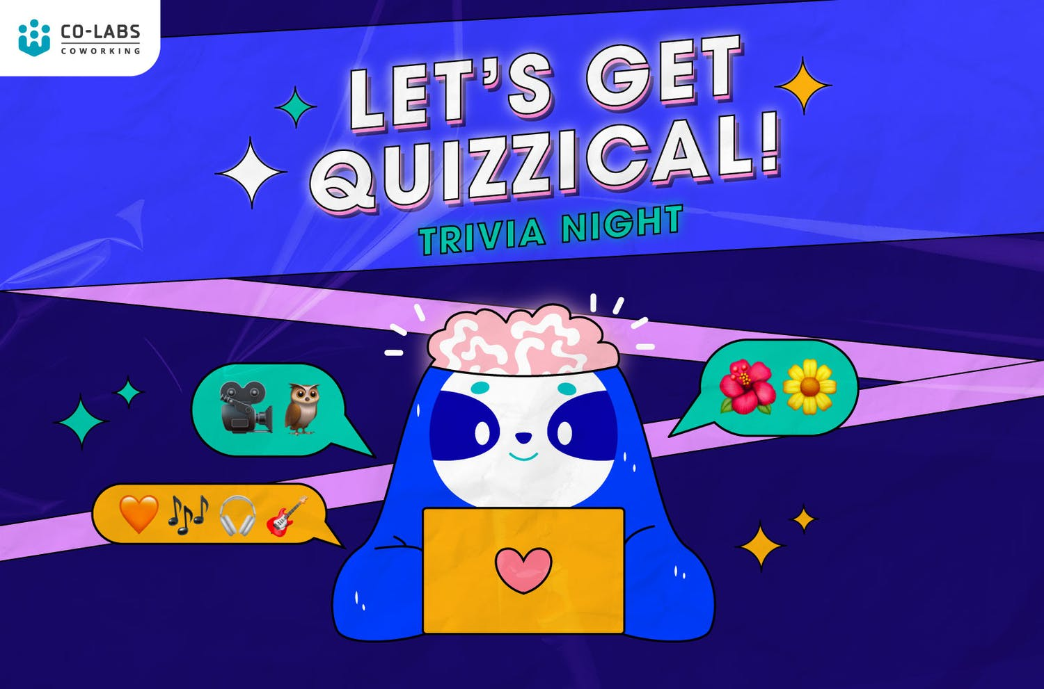 Let's Get Quizzical! – Trivia Night