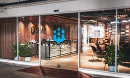 Co-labs Coworking Shah Alam Entrance