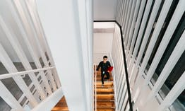 Co-labs Coworking Naza Tower Stairs