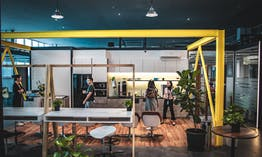 Co-labs Coworking The Starling Plus Pantry
